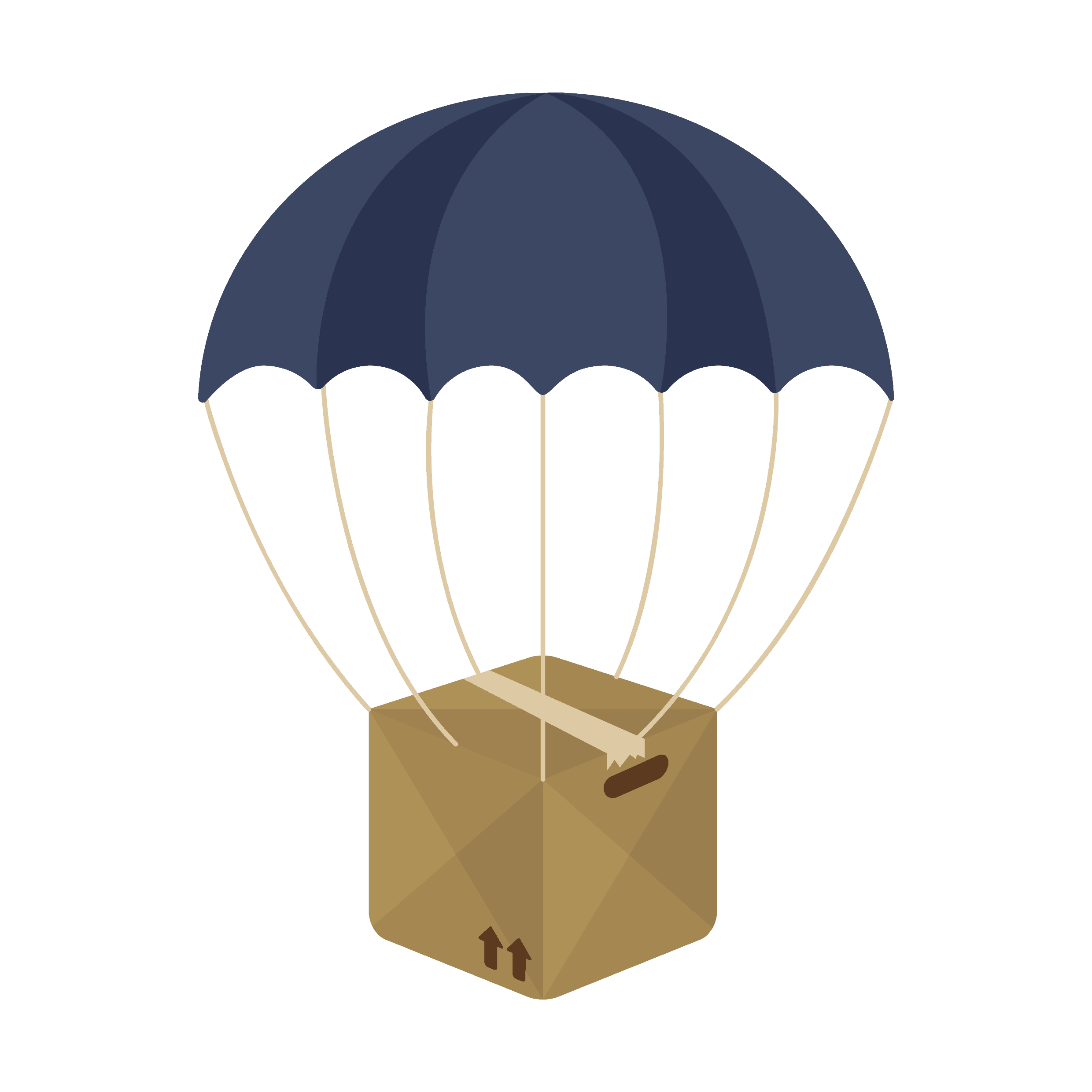 Como Hacer Dropshipping - A Drop Shipped Box