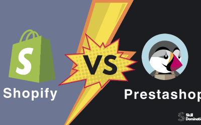 Shopify vs Prestashop ¿Que plataforma es mejor para Dropshipping?
