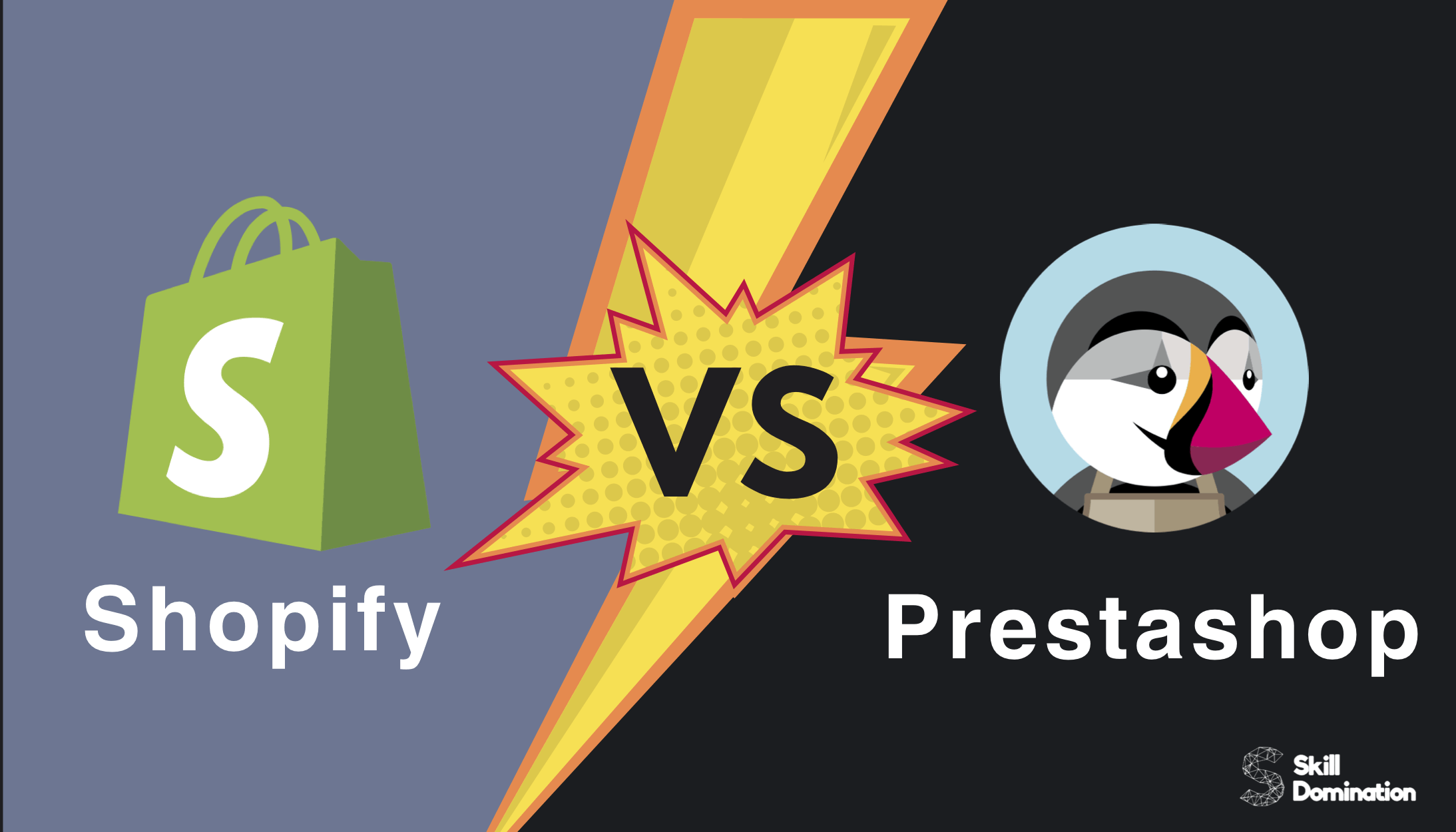 Shopify vs Prestashop ¿Que plataforma es mejor para Dropshipping?